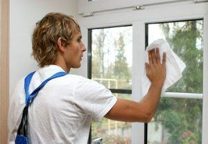 professional window cleaning london