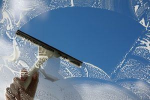 Window cleaning in Notting Hill